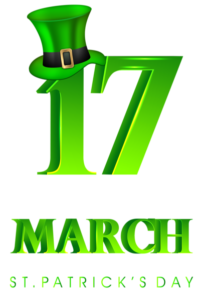17_march_st_patricks_day_transparent_png_clip_art_image